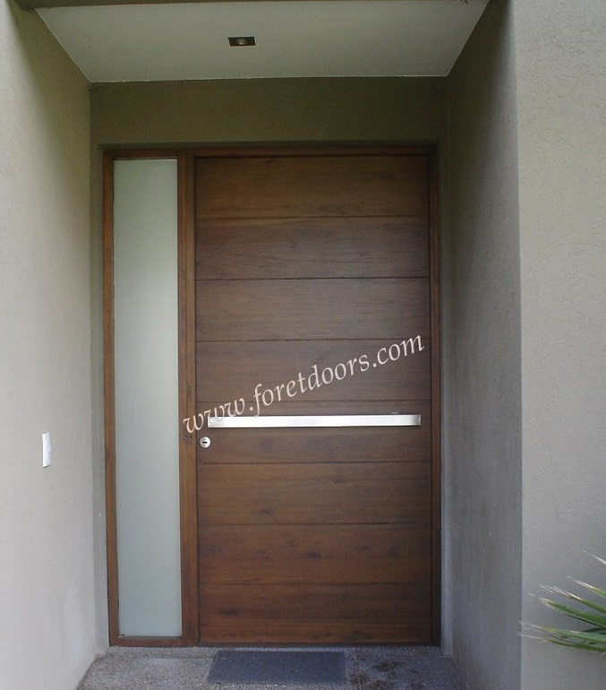 S001-7 S001-8 & Gallery of modern wood front entry doors in stock at a discount ...